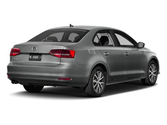 2017 Vw Jetta >> 2017 Volkswagen Jetta 1 4t Se