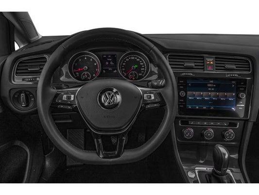 VW Golf Sportwagen >> 2019 Volkswagen Golf Sportwagen 1 4t Se