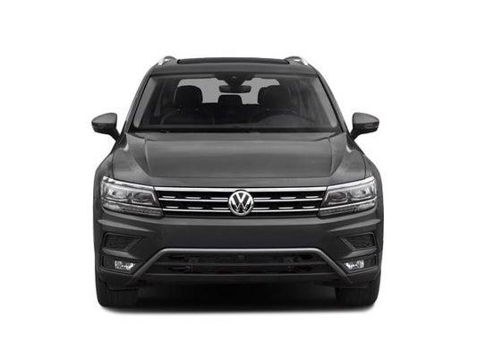 2020 Volkswagen Tiguan 2 0t Sel