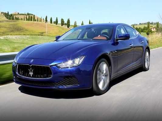Maserati Ghibli S Q4 >> 2016 Maserati Ghibli S Q4