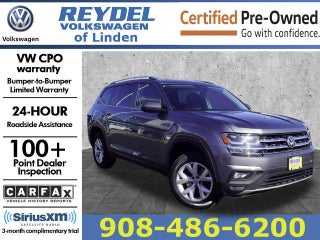 Used Volkswagen Atlas Roselle Nj