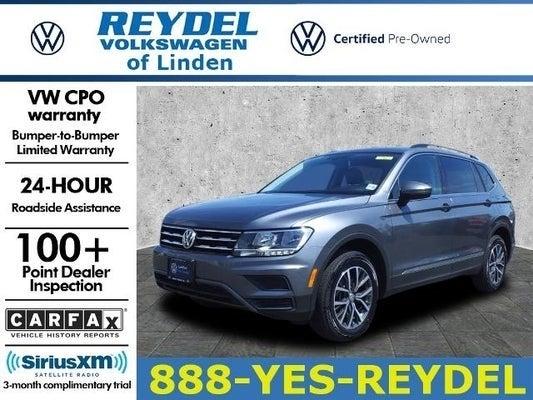 2020 Volkswagen Tiguan 2 0t Se Volkswagen Dealer Serving