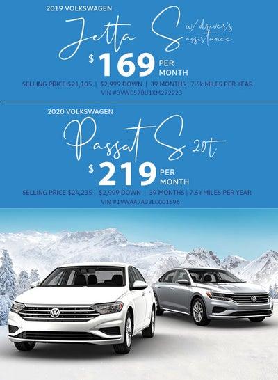 Volkswagen Lease Specials >> Lease Specials